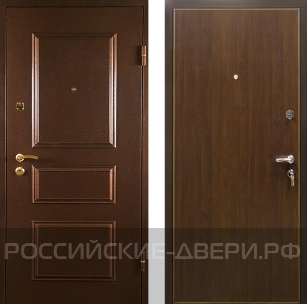 металлические двери от завода производителя москвы