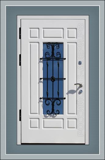 входная металлическая дверь с установкой в ореховое зуеве